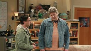 "Lance Barber bei ""The Big Bang Theory"""