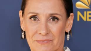 Laurie Metcalf bei den Emmy Awards 2018