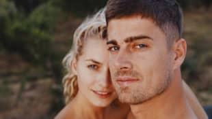 Lena Gercke und ihr Freund Dustin Schöne zeigen sich total verliebt