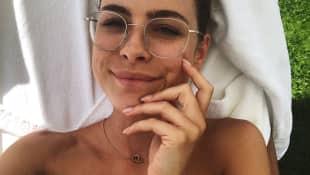 Lena Meyer-Landrut ist auch ohne Make-up wunderschön