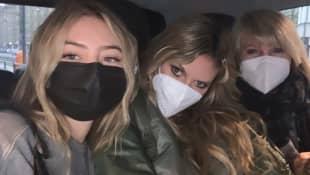 Leni Klum, Heidi Klum und Erna Klum auf Instagram 2020