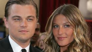 Leonardo DiCaprio und Gisele Bündchen