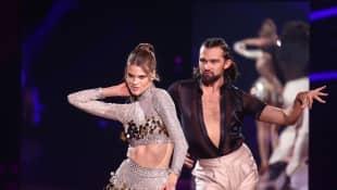 """Let's Dance"": Kim Riekenberg und Pasha"