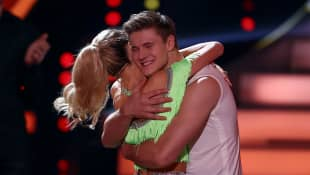 """Let's Dance"": Simon Zachenhuber, Patricija Belousova"