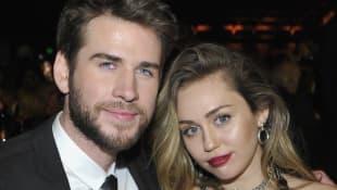 Miley Cyrus und Liam Hemsworth bei einer Gala in Californien 2019