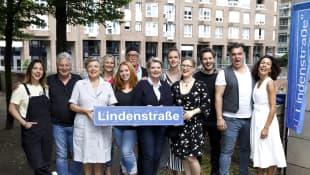 """""""Lindenstraße""""-Cast"""