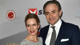 Lisa Martinek und Giulio Ricciarelli waren bereits zehn Jahre lang verheiratet