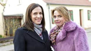 Gisa Zach und Ulrike Frank