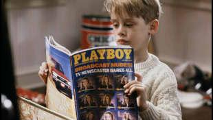 """Macaulay Culkin in """"Kevin – Allein zu Haus"""""""
