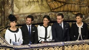 Prinzessin Madeleine, Prinzessin Sofia und Prinzessin Victoria verstehen sich mittlerweile sehr gut