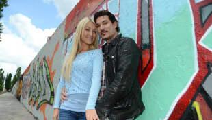 Chris Töpperwien und Ex-Freundin Magey Kalley