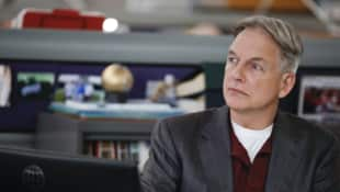 Mark Harmon as Gibbs in NCIS