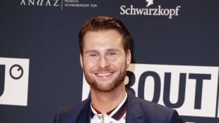 """Maurice Gajda bei der Verleihung der """"About You Awards 2019"""""""