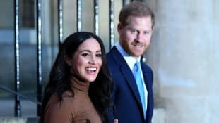 Herzogin Meghan und Prinz Harry; Herzogin Meghan; Prinz Harry