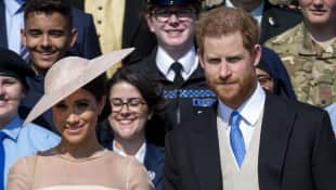 Prinz Harry Meghan Markle Irland