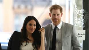 "Meghan Markle und Prinz Harry beim ""Commonwealth Youth Forum"" Treffen"