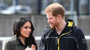Meghan Markle hat einen Spitznamen für ihren Verlobten Prinz Harry