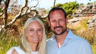 Prinzessin Mette-Marit Haakon Urlaub