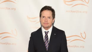 Michael J. Fox im November 2018