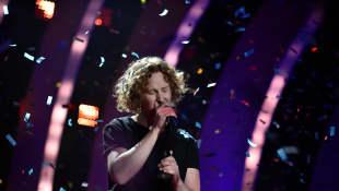 ESC 2018 in Lissabon: Michael Schulte vertritt Deutschland beim Eurovision Song Contest
