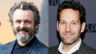 Michael Sheen und Paul Rudd