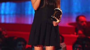 Mila Kunis bei den MTV Movie Awards 2014