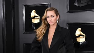 Miley Cyrus bei den Grammy Awards 2019