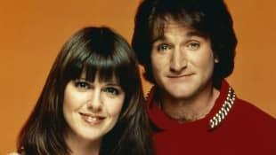 Robin Williams und Pam Dawber
