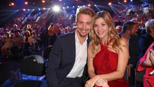 Nadine Klein mit Freund