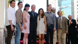 NCIS-Cast: Mark Harmon und seine Cast-Mitglieder
