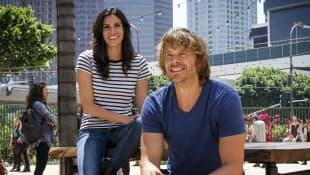 """NCIS: L.A."": Daniela Ruah, Eric Christian Olsen"