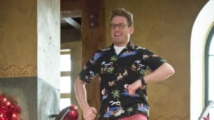 "Barrett Foa als Computerexperte ""Eric Beale"" in ""NCIS L.A."""