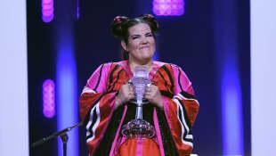 Netta the 2018 Eurovision Song Contest Winner