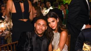 NeymarJr. und Bruna Marquezine