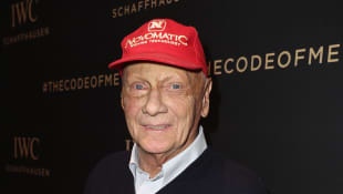 Niki Lauda ist gestorben