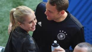 Manuel und Nina Neuer