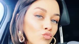 Oana Nechiti überrascht mit einem komplett neuen Look