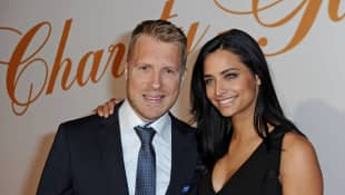 Oliver Pocher mit Freundin Amira Aly
