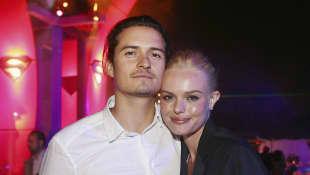 Orlando Bloom und Kate Bosworth