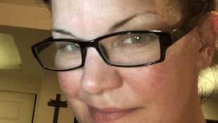 Pauley Perrette ohne Make-up