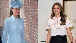 Pippa Middleton und Prinzessin Madeleine haben etwas gemeinsam