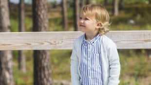 Prinz Alexander: So niedlich ist der kleine Royal