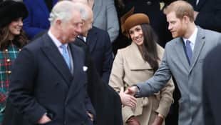 Prinz Charles wird Meghan Markle zum Altar bringen