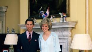 Prinz Charles und Lady Diana