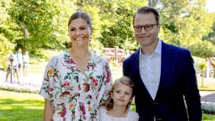 Prinzessin Victoria und Prinz Daniel: Gemeinsam durchstanden sie die schwere Zeit rund um die Nieren-OP