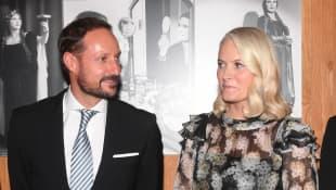 Prinz Haakon Prinzessin Mette Marit krank Krankheit Lungenfibrose