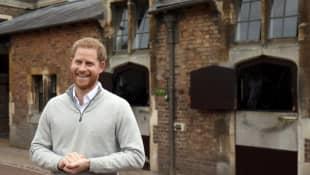 Prinz Harry gibt erstes Baby-Interview