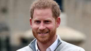 Prinz Harry Baby Sussex