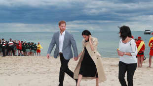 Prinz Harry und Herzogin Meghan
