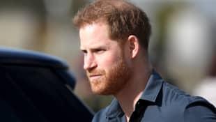 Prinz Harry sagt die Invictus Games 2020 ab